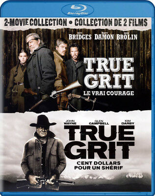 True Grit (2-Movie Collection) (Blu-Ray) (Bilingual) (Blu-Ray)
