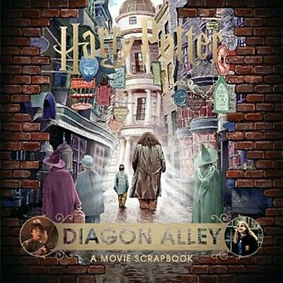 Warner Bros / Harry Potter - Diagon Alley9781408885987