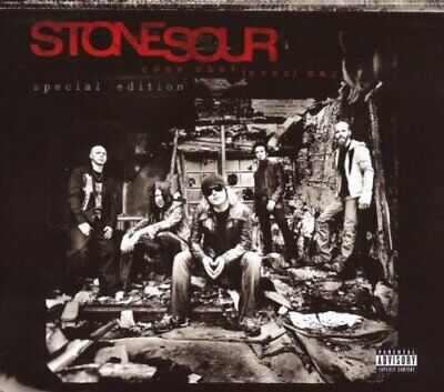 Stone Sour - Come What(Ever) May Special Edition/+DVD - Stone Sour CD HKVG The