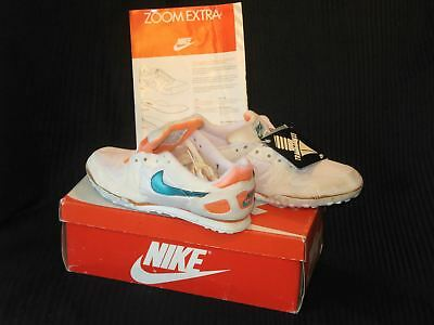 Vintage Nike Zoom Extra 1992 Track XC Spikes Running Shoes Brand New NOS w BOX