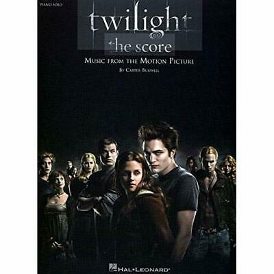 Twilight - the Score: Music from the Motion Picture Burwell, Carter (Composer)