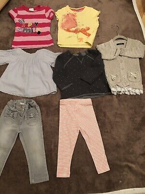Baby & Toddler Clothing Honest Baby Girls Jeans Trousers By Next Size 12-18 Months Bottoms