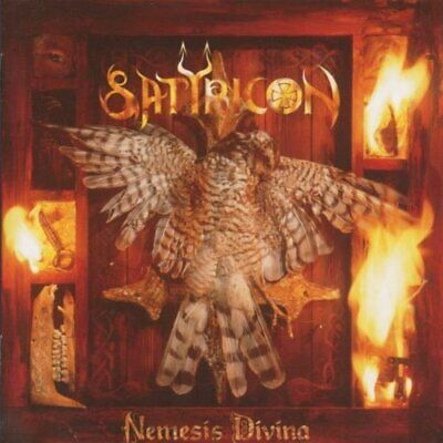 Satyricon - Nemesis Divina - Satyricon CD 5VVG The Cheap Fast Free Post The