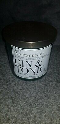 Fine Baylis & Harding Fuzzy Duck Cocktails Cosmopolitan Luxury Double Wick Candle Antiques
