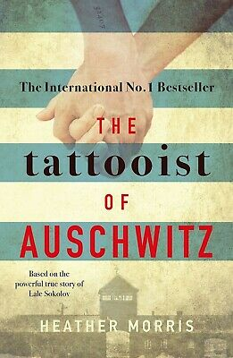 The Tattooist of Auschwitz - Best Selling Book by Heather Morris Paperback Book