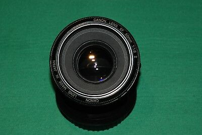 CANON EF 50 mm F 1.8 II (2) GOOD CONDITIONS, EVERYTHING WORKS