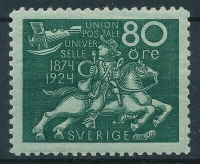 [31037] Sweden 1924 Good stamp Very Fine MH Value $55