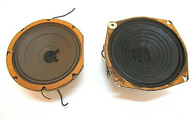 Vintage radio used speaker lot Excellent for direct replacement 30s 40s 50s LQQK