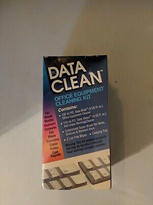 Data Clean Office Equipment Cleaning Kit