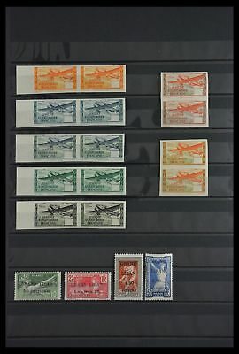Lot 29987 Collection stamps of French colonies.