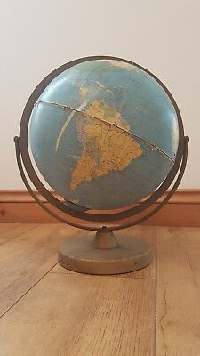 Philips World Globe. 1969 vintage in as found condition.
