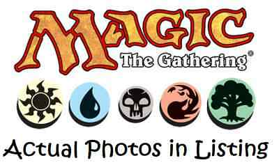 MTG Magic the Gathering Heavily Played Mix. Multi Listing