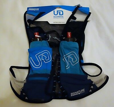 Ultimate Direction Ultra Vest 4.0 Hydration Packs Trail Running Size Large