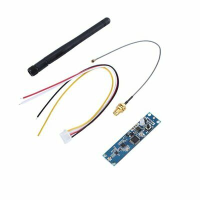 Small Wireless DMX512 2.4G Led Stage Light PCB Modules Board with Antenna  YF