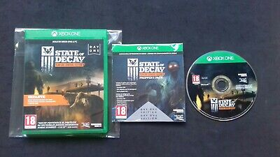 State Of Decay Year One Survival Edition  - Xbox One -  Pal España - A Estrenar