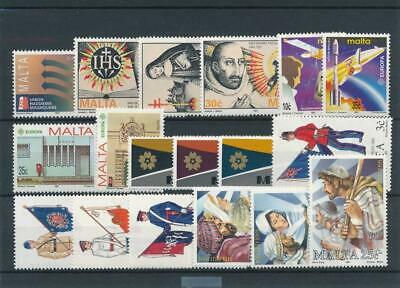 [15555] Malta : Good Lot of Very Fine MNH Stamps