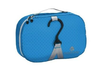 NEW Eagle Creek Wallaby Small Toiletry Kit Cosmetic Bag Day Pack It System Blue