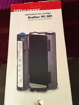 Office Depot Brother PC-301 Fax/Printer Replacement Cartridge