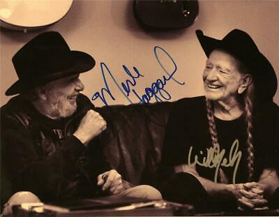 Friendly Willie Nelson Psa Hand Signed Autographed Al Mlb Baseball Country Legend Rare Autographs-original