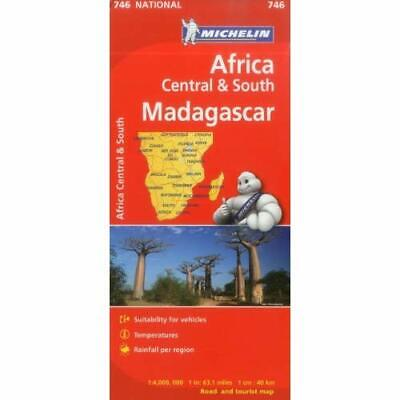 Michelin Africa Central & South Madagascar Michelin Travel & Lifestyle (Corporat
