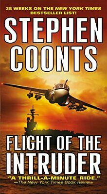 Flight of the Intruder (Jake Grafton Novels) by Coonts, Stephen Book The Cheap