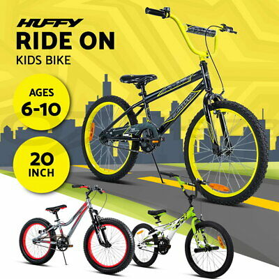 Huffy 20 Kids Bike Children Bicycle Boys City Road For Age 6 To 10