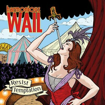 Resist Temptation Audio CD
