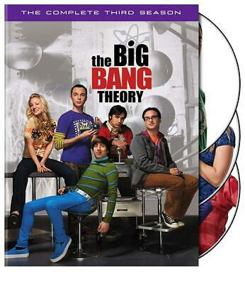 The Big Bang Theory: Season 3;The Complete Third Season;The Theory