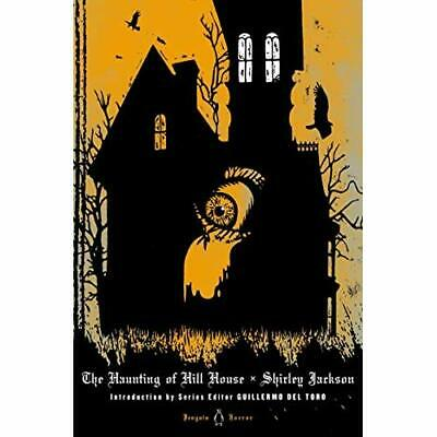 The Haunting of Hill House (Penguin Classic Horror) - Hardcover NEW Shirley Jack