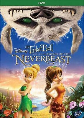 Tinker Bell and the Legend of Neverbeast (Bilingual)