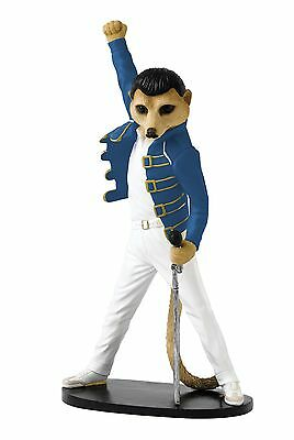 Country Artists Magnificent Meerkats Showman Figurine NEW in Gift Box