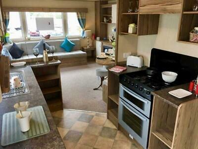 VERY CHEAP Starter Holiday Home Static Caravan For Sale in North Wales