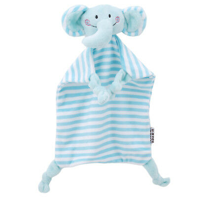 Baby Toys Appease Towel Soothe Sleeping Animals Towel Rattles Strollers HZ