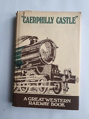 "1970 Ed. ""Caerphilly Castle"". Railway Book for Boys of all Ages. GWR Engines"