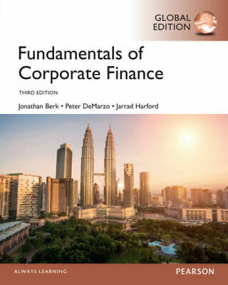 Fundamentals of corporate finance 3rd Edition (EB00K)  + GIFT