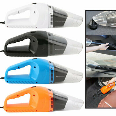120 W Portable Cars Vehicle Vacuum Cleaner Square Head 12 V☼~♌