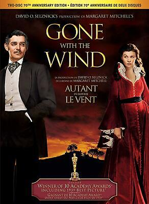Gone With the Wind: 70th Anniversary Edition / Autant en emporte le vent ual...