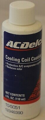 Cooling Coil Coating GM 12346390 ACDelco10-5051 Protective A/C 4oz In Stock