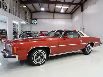 1977 Pontiac Grand Prix SJ Coupe   Only 9,445 actual miles! 1977 Pontiac Grand Prix SJ Coupe   Award winner   Known history from new