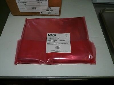 "SCS Moisture Barrier Bag, 3370 Series, 8"" x 10"", 92EA- 337810 anti Electrostatic"