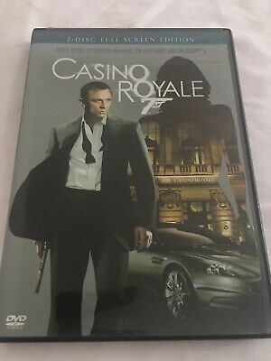Casino Royale (1 Disc Full Screen Edition)- Movie Only