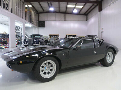 1969 De Tomaso Mangusta | 47,760 miles | Concorso Italiano winner 1969 DeTomaso Mangusta, Just released from nearly 40 yrs of collector ownership