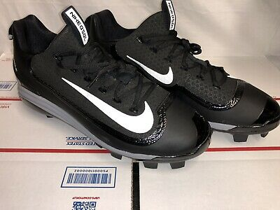 bdd65ef0a Nike Hurache 2K Filth Elite Mcs Baseball Cleats Black White 819336-019 Mens  12