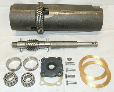 Ammco 4100 Brake Lathe Quill Drive Worm Gear Bearing Seal Plate Thrust Washer Q6