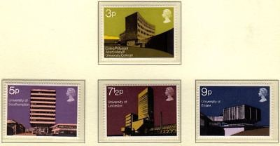 GB 1971 British Architecture SG890-893 MNH Mint