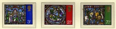GB 1971 Christmas SG894-896 MNH Mint