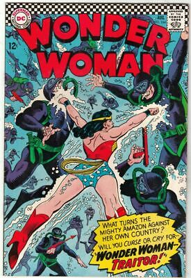 Wonder Woman # 164 Strict NM- High-Grade Steve Trevor, Queen of the Amazons
