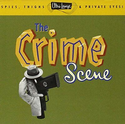 Various Artists - Ultra Lounge Vol.7 (The Crime Scene) - Various Artists CD 22VG