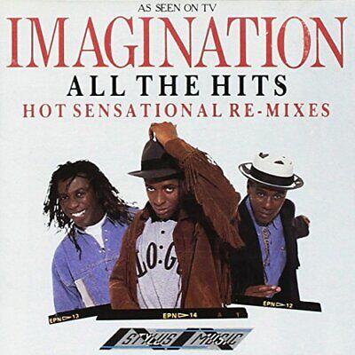 Imagination - All the hits, Hot sensational Re-mixes - Imagination CD XMVG The