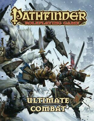 Pathfinder Roleplaying Game: Ultimate Combat by Bulmahn, Jason Book The Fast